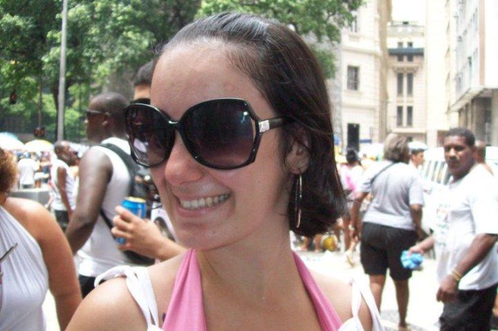 Renata arrasou no carnaval!!!