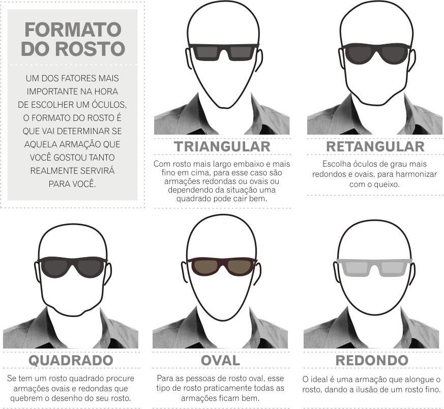 8884d7dd3 Dica para eles: óculos de grau, saiba escolher o que combina melhor ...
