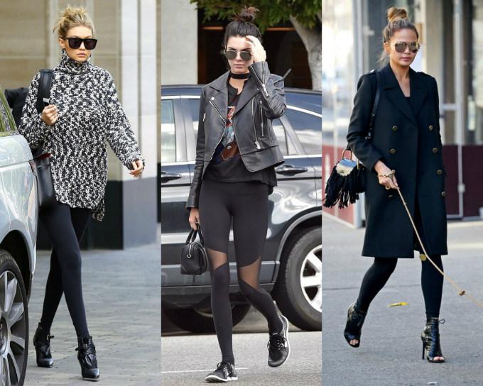 7e004c697 5 formas de usar leggings como uma celebridade.