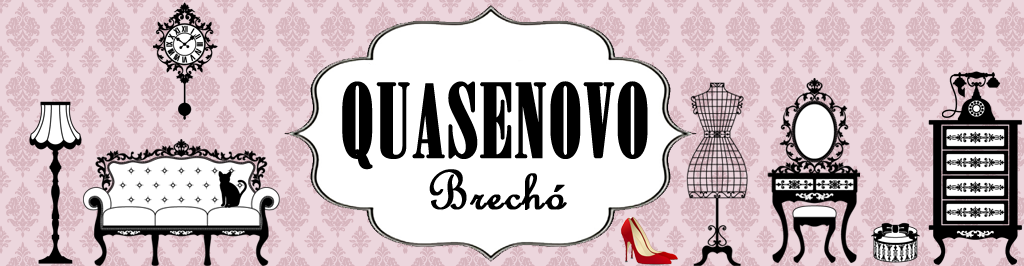 dea09099ae5 Minicurso  Como criar um Brechó online de sucesso  – QuaseNovo Brechó